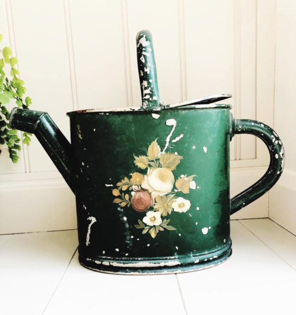 1950s vintage French watering can